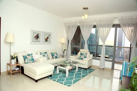2 Bedroom Apartment for Rent in Downtown Dubai, Dubai - LUXURIOUS 2BHK FURNISHED AND SERVICED APT IN DOWNTOWN