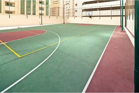 2 Bedroom Apartment for Rent in Al Nahda, Sharjah - CHILLER FREE 2 BHK ALL SPORTS ACTIVITIES  MAIDS ROOM