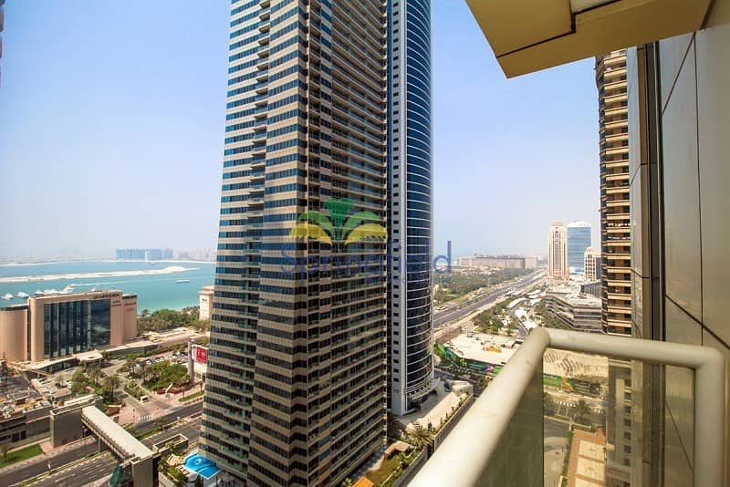 Partial Sea View | Located On High Floor