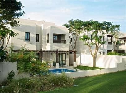 4 Bedroom Villa for Rent in Al Garhoud, Dubai - Creek View 4 BR Master Villa with Private Pool in Al Garhoud