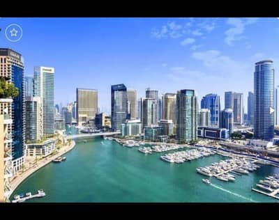 1 Bedroom Flat for Sale in Dubai Marina, Dubai - Directly by landlord upgraded full Marina view one bedroom for sale
