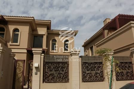 5 Bedroom Villa for Sale in Al Raha Golf Gardens, Abu Dhabi - Large 5 Bedroom Villa with a Private Pool