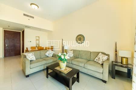 2 Bedroom Apartment for Rent in Al Hamra Village, Ras Al Khaimah - Furnished 2 Bedroom for Rent in Royal Breeze, Al Hamra