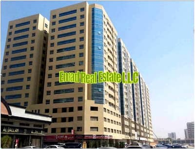 2 Bedroom Flat for Rent in Garden City, Ajman - Garden City-Almond: 2 Bed Hall with Balcony in Gerf near Ajman University