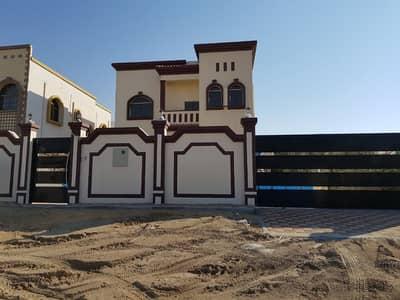 5 Bedroom Villa for Sale in Al Zahraa, Ajman - Brand New Villa in Al Zahra area, Ajman