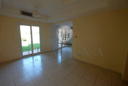 2 Bedroom Villa for Rent in The Springs, Dubai - Springs 14 Type 4M 2 Bed   Study Close to Pool Villa