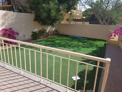 3 Bedroom Villa for Rent in The Springs, Dubai - Springs 15 Type 3E 3 Bed   Study Villa Back To Back