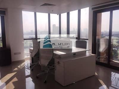 Office for Rent in Deira, Dubai - SERVICED OFFICE - Estidamah
