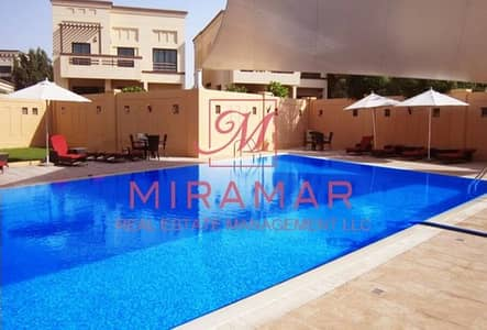 5 Bedroom Villa for Rent in Al Maqtaa, Abu Dhabi - Large, 2 Maids, Driver, Beachfront