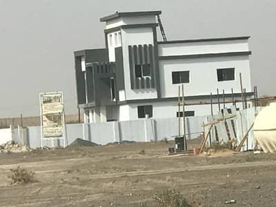 Plot for Sale in Al Manama, Ajman - For Sale Residential Land 4300 Sq. f Al Manama 11 in Ajman