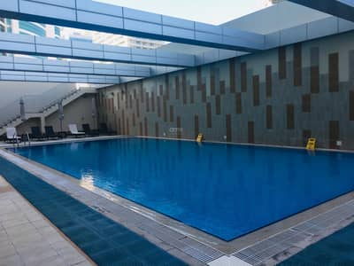 2 Bedroom Apartment for Rent in Danet Abu Dhabi, Abu Dhabi - Brand New Building  2BR + Maids room