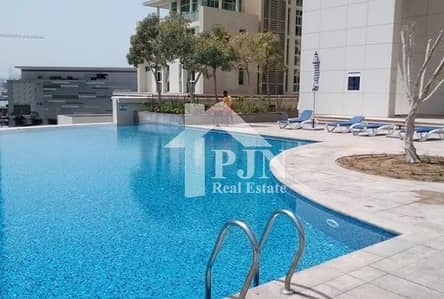 1 Bedroom Flat for Rent in Al Reem Island, Abu Dhabi - Vacant 1 Bedroom For Rent In Marina Blue