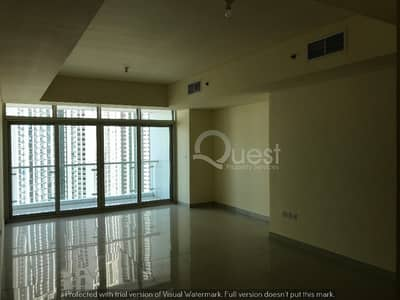 1 Bedroom Apartment for Rent in Al Reem Island, Abu Dhabi - BIG 1BR apartment with 2 balconies in Tala Marina Square!