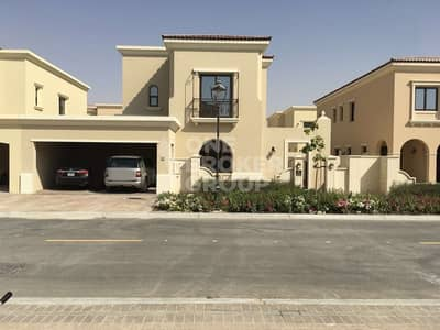 4 Bedroom Villa for Sale in Arabian Ranches 2, Dubai - Beautiful Type 2|Large plot|4 Bed + maid