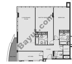 2 Bedroom Apt