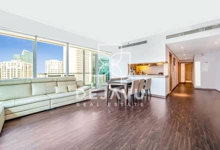 2 Bedroom Flat for Sale in Dubai Marina, Dubai - Upgraded | 7% Net ROI | High Floor | Stunning Views