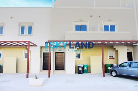 4 Bedroom Villa for Sale in Al Reef, Abu Dhabi - Single Row ! Extended Garden ! 4Beds Villa