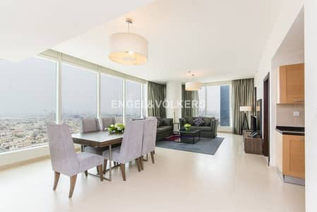 3 Bedroom Hotel Apartment for Rent in Sheikh Zayed Road, Dubai - Exclusive| Fully Furnished 3BR |Serviced