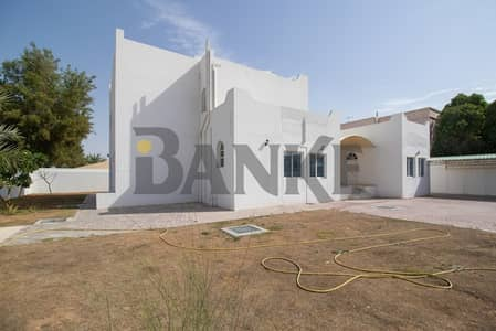 5 Bedroom Villa for Rent in Umm Al Sheif, Dubai - Free 1 month | Huge plot Independent villa