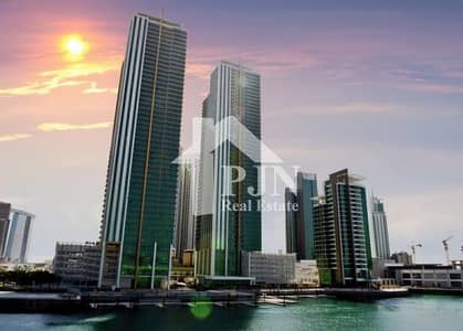 3 Bedroom Apartment for Rent in Al Reem Island, Abu Dhabi - Vacant 3+Maid For Rent In Tala Tower....
