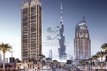 1 Bedroom Apartment for Sale in Downtown Dubai, Dubai - Burj Royale - Starting @ AED 1.1 Million
