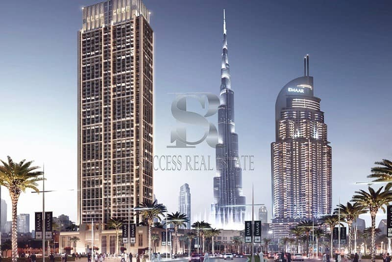 Burj Royale - Starting @ AED 1.1 Million
