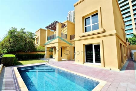 4 Bedroom Villa for Rent in Emirates Golf Club, Dubai - Available Now  -  Great Golf Course View