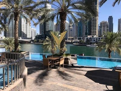 1 Bedroom Apartment for Sale in Dubai Marina, Dubai - Vacant Full Marina View 1 Bed Blakely Tower