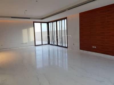 6 Bedroom Villa for Rent in Saadiyat Island, Abu Dhabi - Customized Corner villa W / Privet Pool