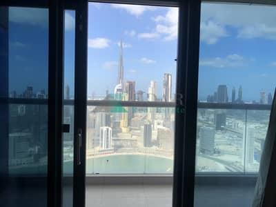 شقة فندقية 3 غرفة نوم للايجار في الخليج التجاري، دبي - Exclusive 3BR+Maid Apt in Paramount