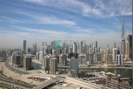 1 Bedroom Hotel Apartment for Rent in Business Bay, Dubai - Full Burj View