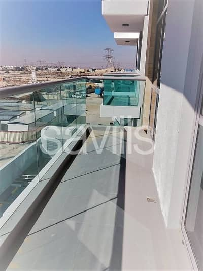 2 Bedroom Apartment for Rent in Nad Al Hamar, Dubai - Spacious 2 Beds on Brand New Building