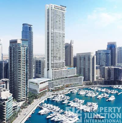 1 Bedroom Apartment for Sale in Dubai Marina, Dubai - 0% Commission | Full Marina View | 1 BR