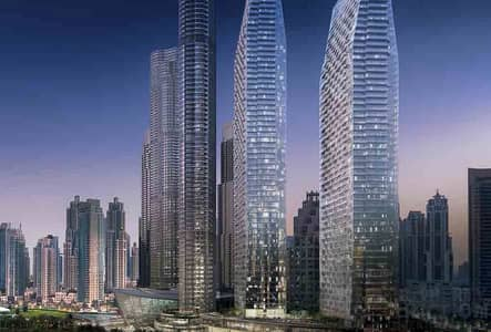 2 Bedroom Apartment for Sale in Downtown Dubai, Dubai - Opera View I Payment Plan I No Commission