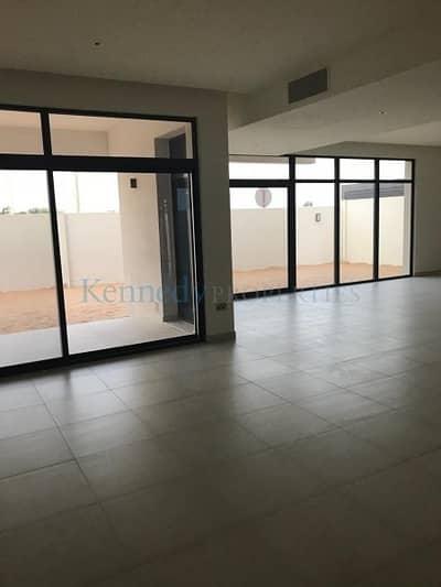 فیلا  للايجار في جزيرة ياس، أبوظبي - New West Yas 5 bedroom villa 215K Ready now