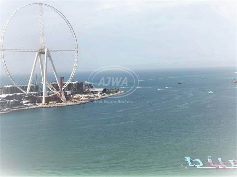 2 SPACIOUS 3BED + MAID  FULL SEA VIEW RIMAL 6