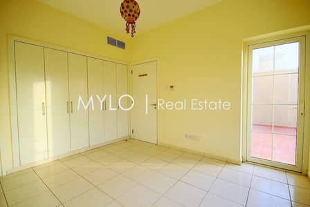 3 Bedroom Villa for Rent in The Springs, Dubai - Springs 11 | 2 M | Park and Pool view |
