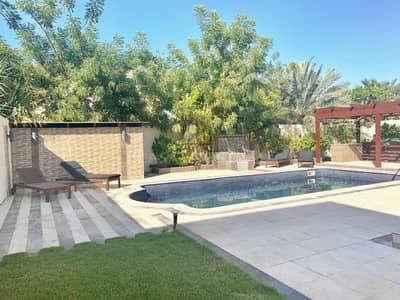 3 Bedroom Villa for Sale in Jumeirah Park, Dubai - Upgraded Kitchen Vacant 3 Bedroom + Maids Room