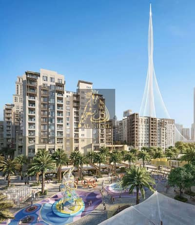 2 Bedroom Apartment for Sale in The Lagoons, Dubai - Opulent 1BR Apartment for sale in Dubai Creek Harbour | 2 Yrs Post Handover Payment Plan with 5% DP | Creek Tower View