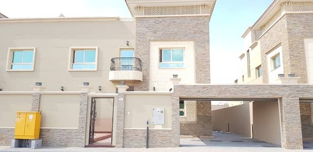 4 Bedroom Villa for Rent in Hoshi, Sharjah - Local Area Full Brand New 4 Bed Room Villa With Private Pool Rent 120k with 4-cheques
