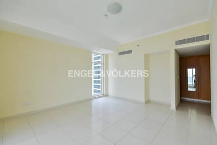 2 Bedroom Apartment for Rent in Jumeirah Lake Towers (JLT), Dubai - Vacant|Golf Course & SZR View|High Floor