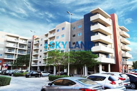 1 Bedroom Apartment for Sale in Al Reef, Abu Dhabi - Own this large 1Bedroom Type A 640k Only