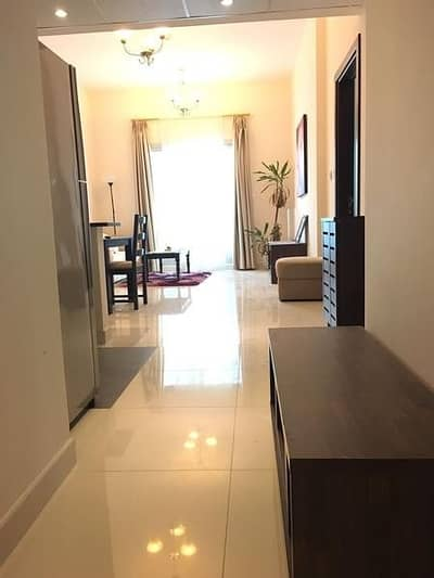 1 Bedroom Apartment for Rent in Dubai Sports City, Dubai - Beautiful Golf view Furnished 1 BR - Elite 7