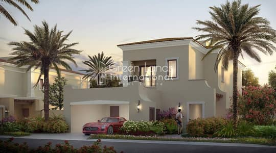 3+Maid Stand Alone Villa With Best Payment Plan