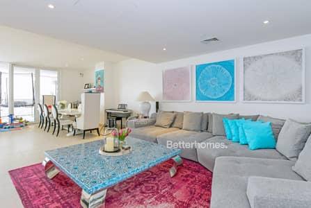 4 Bedroom Flat for Sale in Al Raha Beach, Abu Dhabi - 4 Bed Duplex|Full Sea View in Al Zeina