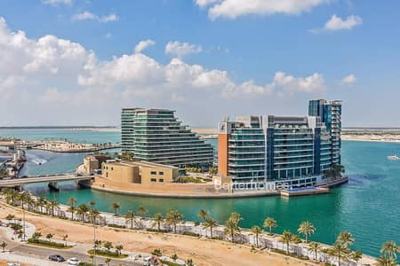 2 Bedroom Apartment for Sale in Al Raha Beach, Abu Dhabi - Fully Fitted Kitchen | Balcony | Partial Sea Views
