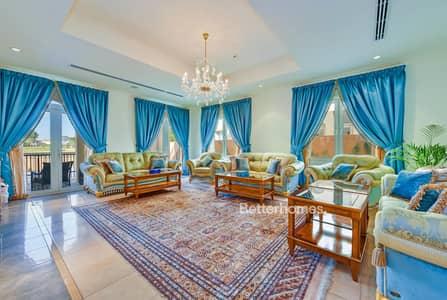 5 Bedroom Villa for Sale in Jumeirah Golf Estate, Dubai - Full Golf Course View | Vacant| Call Now