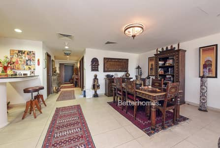 3 Bedroom Townhouse for Sale in Al Raha Beach, Abu Dhabi - Full Sea View 3BR Townhouse plus Study Room
