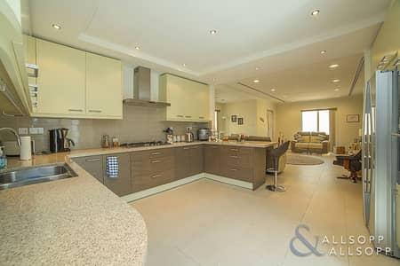 4 Bedroom Villa for Sale in Green Community, Dubai - End Unit | Cul de Sac | Owner Occupied