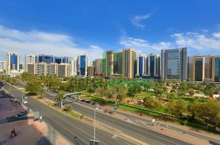 3 Bedroom Flat for Rent in Sheikh Khalifa Bin Zayed Street, Abu Dhabi - HUGE 3 BR IN CORNICHE AREA W/ GREAT VIEW